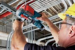 Electrical--Plumbing